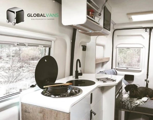 Taller Global Vans