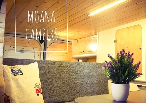 Furgoneta Moana Campers
