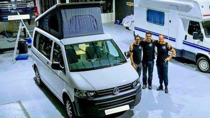 Buba custom vans Punta Umbría