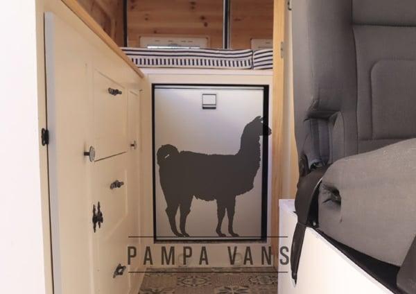 Pampa Vans Alicante