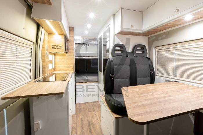Bevan Camper Barcelona