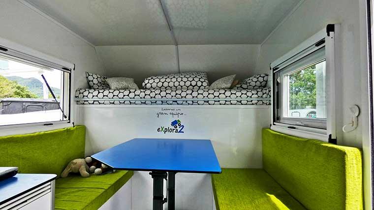eXplora2 Camper Equipment Madrid