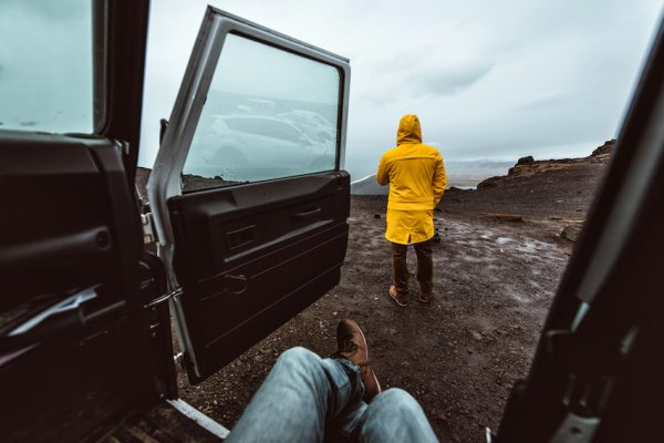organizar un viaje en furgoneta